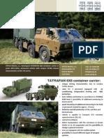 Tatrapan 8x8 Cc