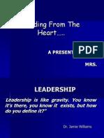 CLASS (1) Leadership Defined