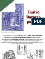 7 Storia Della Scenografia Il Barocco, Parte B