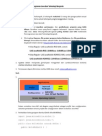 UAS Pemrograman Java Dan Teknologi Bergerak