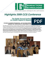 Highlights 2009 CCS Conference