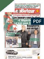 LE BUTEUR PDF du 10/11/2009