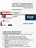 Kazmi Strategy Mgt Lessons