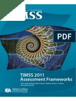 TIMSS2011 Assessment Frameworks