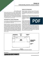 Differential & Absolute Pressure Sensors
