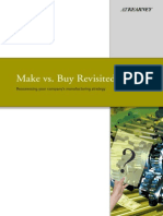 1 Make vs Buy Revisited