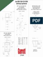 Garrett GTX30R-GTX35R New Turbine Housing Flange Dimensions v2