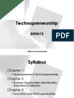 C1 Technopreneurship