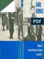 Mein Wechselvolles Leben- Karl Doenitz-2A-1975