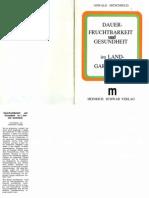 Hitschfeld-Oswald_Dauerfruchtbarkeit Und Gesundheit Im Landbau_1977