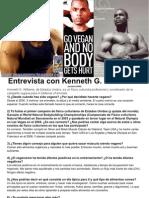 Entrevista con Kenneth G. Williams ESPAÑOL