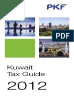 Tax Kuwait 2012