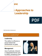 Leadership 1 and 2