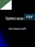 Hipertensi secara Klinik