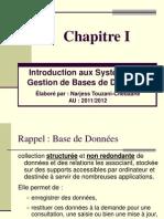 Chap1-SGBD