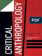 Critical Anthropology