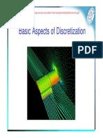 Basic Aspects of Discretization