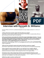 Interview with Kenneth G Williams ENGLISH