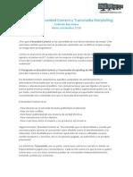 Postgrado en Branded Content y Transmedia Storytelling (INESDI) EDICIÓN BARCELONA