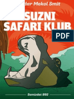 Luksuzni Safari Klub - Alexander McCall Smith