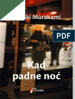 Haruki Murakami - Kad Padne Noc