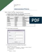 Latihan P23 - Modul Visual Basic