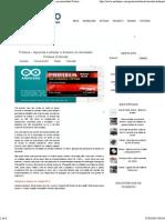 O Arduino Proteus - Aprenda a Simular o Arduino No Simulador Proteus (Tutorial) O Arduino