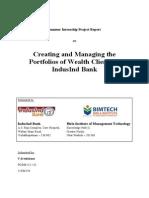 Wealth Management Report