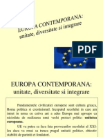 0 Europa Si Valorile Democratiei
