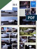 F-86K - Close-up Sky Model