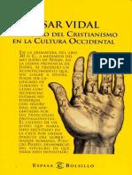 Cesar Vidal - El Legado Del Cristianismo en La Cultura Occidental