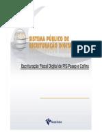 Escrituração Fiscal Digital de PISPasep e Cofins - 2010 - Contabilidade - Patrick de Moraes Vicente - Araruama - RJ - Brasil
