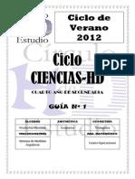GUIA 1 - 4TO SEC