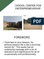 Afterschoool Center for Social Enterpreneurship