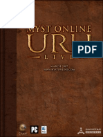 Myst Online Uru Live Manual