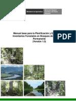 Manual Base Para La Planificación y Ejecución de Inventarios Forestales en Bosques