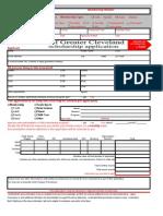 Application - Proposal Version