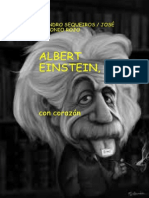 Albert Einstein Con Corazon