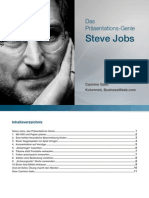 The Presentation Secrets Steve Jobs