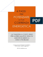 coerenza energetica