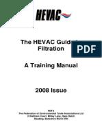 HEVAC_Air Filtration Training Manual - 23 Oct 2008