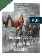 Unidad 7 Ricardo Corazón de León - Daniela Velásquez