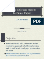 Howto-tech Papers (3)