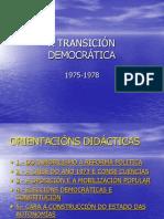 Tema 17.-A Transición Democrática 1975-1978