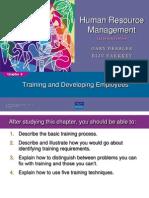 Training & Devepment
