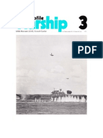 (Warship Profile No.3) Uss Hornet (Cv8) Aircraft Carrier