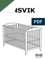Hensvik Crib AA 717166 2 Pub