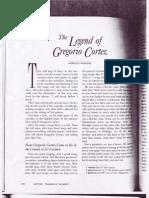 The Legend of Gregorio Cortez