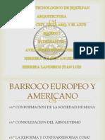 Barroco Europeo y Americano