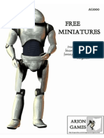 robot cardboard pawns